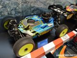 TLR 8IGHT 3.0 Buggy con motore a benzina - Toy Fair 2015
