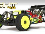 TLR 8ight 4.0: Buggy da competizione in scala 1/8