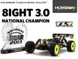 TLR 8ight 3.0 - Il buggy campione d'America!