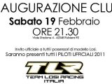TLR Team Losi Racing Italia Inaugurazione: Horizon Hobby