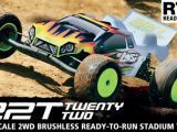 Losi TLR 22T RTR 1:10 Stadium Truck 2WD - Horizon Hobby
