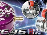 Motore a scoppio per scafi radiocomandati: Novarossi TOP ToBe 46 Direct Drive World Marine