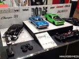 Kyosho Fazer VEi Dodge Charger 1970 e Challenger: Tokyo hobby Show 2015