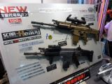 Tokyo Marui: il softair al Tokyo Hobby Show 2011 - Video