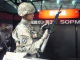 Tokyo Marui SopMod M4 - Tokyo Hobby Show 2008 - Softair