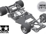 Tamiya Pan Car: Toyota Bridgeston Tom's 84C in scala 1/12
