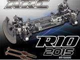 Electronic Dreams: Touring car ARC R10 2015 KIT Italia