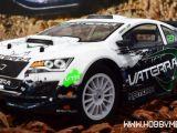 Toy Fair 2013 - Vaterra Kemora 4WD Rallycross 1/14 RTR
