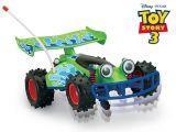 Giocattoli e Regali di Natale per i modellisti più piccoli: Macchina telecomandata di Toy Story 3