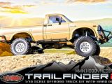 RC4WD Trail Finder 2 - Truck 1/10 con carrozzeria Mojave