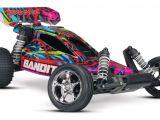Traxxas Bandit XL-5: divertimento a basso costo!