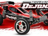 Traxxas Bandit Buggy XL-5 Mitchell DeJong Edition