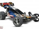 Traxxas Bandit Extreme Sports Buggy - Video