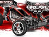 Traxxas Buggy Bandit XL-5 1:10 RTR CJ Greaves 33 Edition