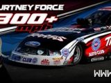 Traxxas Ford Mustang dragster con Courtney Force!