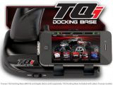 "IPhone app Traxxas Link + radiocomando TQi ""docking base"""