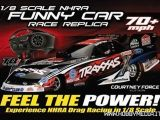 Traxxas Drag Racing NRHA Funny Car Race Replica 1/8