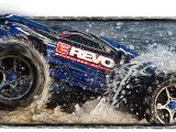 Traxxas eRevo Brushless - Where the Sidewalk Ends