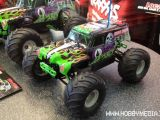 Traxxas Grave Digger 1/16 Monster Jam - Toy Fair 2012