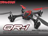 Quadricottero Traxxas QR-1 video: Sostituzione del motore