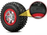 Traxxas S1 Racing Compound Tires - Gomme per Slash, Slash 4X4 e Slayer