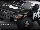 Traxxas Slash 4X4 Fox Edition - Italtrading