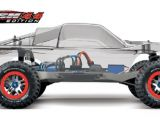 ITALTRADING - Traxxas Slash 4X4 Platinum Edition - Short Course Truck 4WD
