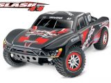 Traxxas Slash 4X4 Great Escape: video modellismo