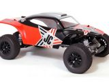 Traxxas Slash - Carrozzeria Jconcepts Illuzion Bajr Desert