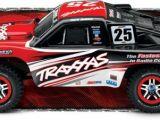 Traxxas Ultimate Slash 4x4 nuova carrozzeria RAM