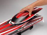 Traxxas Spartan Surfs Topanga - Motoscafo RC brushless
