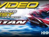 Nuovo video del motoscafo radiocomandato Traxxas Spartan
