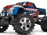 Il Traxxas Stampede 4X4 sulla neve!