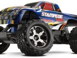 Traxxas: Monster Truck brushless Stampede VXL - Video