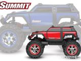 Traxxas Summit 1:16 RTR con motore brushed Titan 12T 550