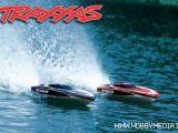 Motoscafo brushless - Traxxas Titan Deep V RTR Race Boat