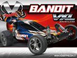 Traxxas Bandit VXL: la piccola buggy che supera i 100 Km/h