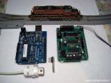 Arduino - Il trenino elettrico controllato tramite il Wii Nunchuk della console di videogiochi Nintendo