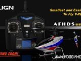 Align T-Rex 100 Alan Szabo Jr. Video Elimodellismo RC