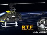 TRex 450 PLUS Ready to Fly - Elicottero radiocomandato 3D