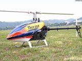 Trex 550E 3G Flybarless Alan Szabo Jr. ALIGN - Video elimodellismo acrobatico