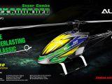 Elicottero Align Trex 600N DFC Super Combo - BizModel