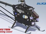 Align Trex 700e - Elicottero radiocomandato per Volo 3D