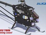 Align Trex 700e - Elicottero radiocomandato per Volo 3D