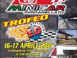 Trofeo Electronic Dream 2011: Pista Minicar Fontanellato