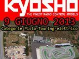 Trofeo Kyosho 2013 Pista Touring Cars Elettrico