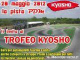 Trofeo Kyosho 2012 per automodelli Pista 1/8 Nitro, Touring 1/10 a scoppio e elettrico