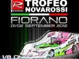 Trofeo Novarossi Fiorano 2012 per automodelli 1/8 e 1/10