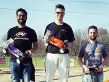 Trofeo Race 2015 per buggy 4WD sulla pista McRae