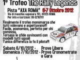 Trofeo Rally Legends: Campionato Back To Fun 2012